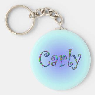 Carly Rainbow Keychain