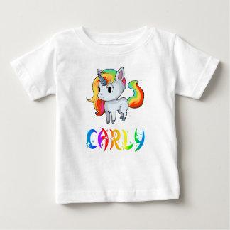 Carly Unicorn Baby T-Shirt