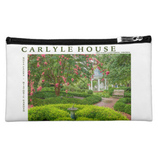 Carlyle House and Historic Garden Makeup Bag