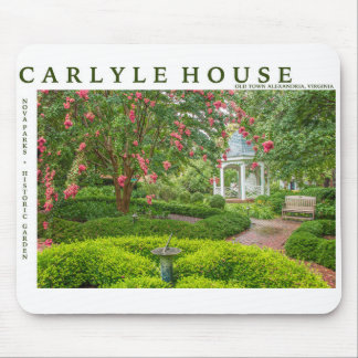 Carlyle House and Historic Garden Mouse Pad