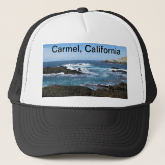Carmel 08 030, Carmel, California Trucker Hat