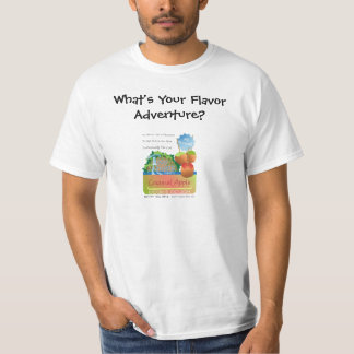 Carmel Apple Flavor Adventure T-Shirt
