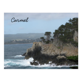 Carmel, California Postcard