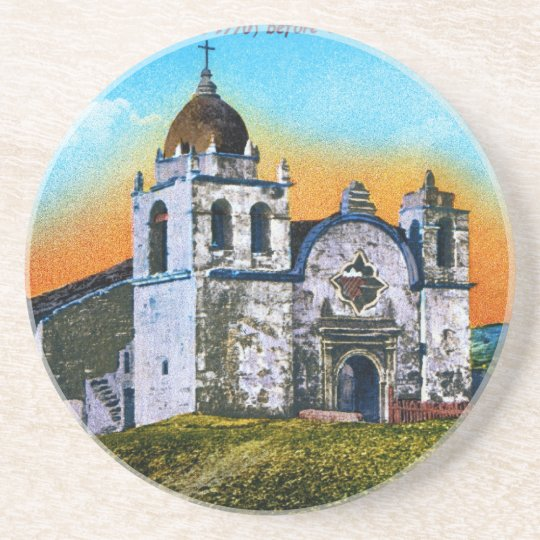 Carmel Mission Coaster