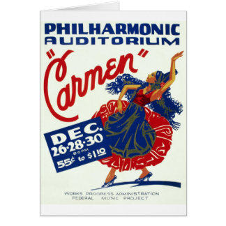 Carmen Card