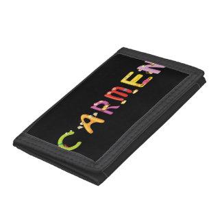 Carmen wallet