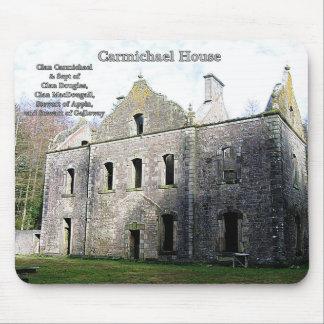 Carmichael House – Clan Carmichael Mouse Pad