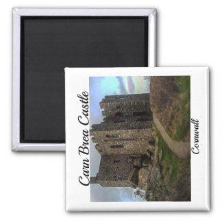 Carn Brea Castle Cornwall Magnet