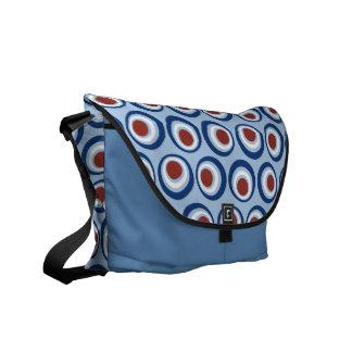 Carnaby Street Sushi Messenger Bag