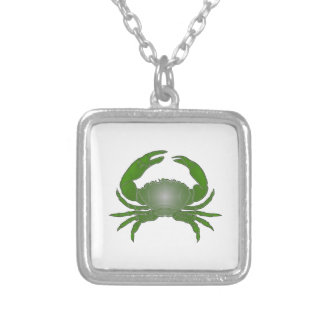 Carnal Predator Silver Plated Necklace