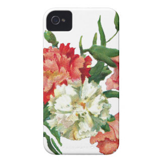 carnation1 3800 iPhone 4 Case-Mate case