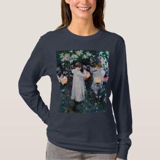 Carnation, Lily, Lily, Rose - John Singer Sargent T-Shirt