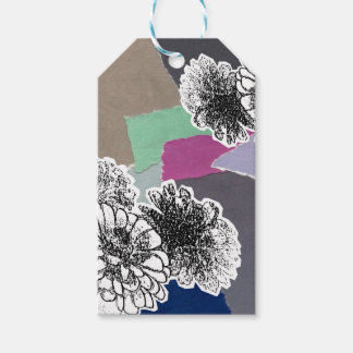 Carnation of india gift tags