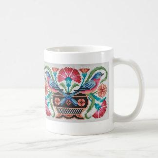 Carnation Sampler Mug