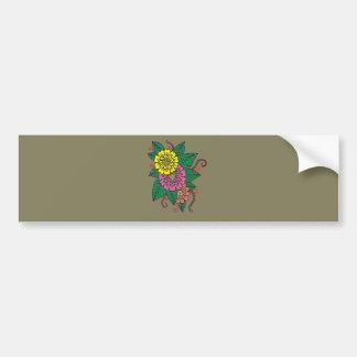 Carnations Bumper Sticker