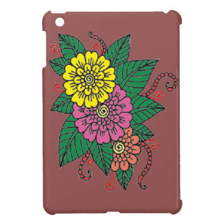 Carnations Cover For The iPad Mini