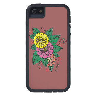 Carnations iPhone 5 Cover