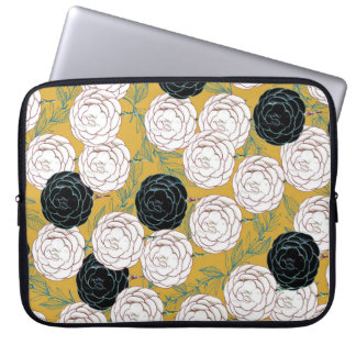 Carnations Laptop Sleeve