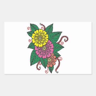 Carnations Sticker
