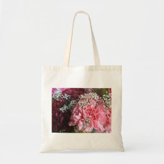 Carnations Tote Bag