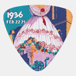 Carnaval de 1936, Feb. 22-25, Panama Pick
