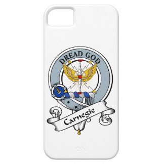 Carnegie Clan Badge iPhone 5 Cases