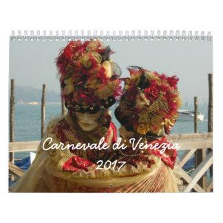 Carnevale di Venezia - Venice Carnival Calendar