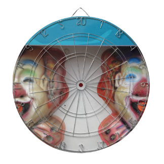 Carney Clowns Dartboards