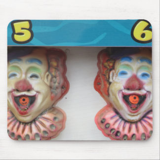 Carney Clowns Mouse Pad