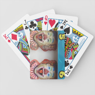 Carney Clowns Poker Deck