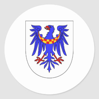 Carniola Slovenia Coat of Arms Official Lombards Stickers