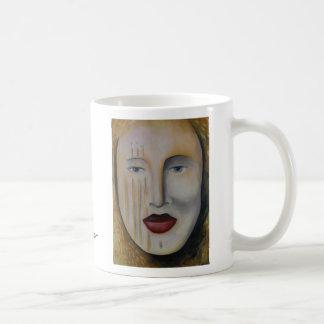 Carnival #1, Carnival By Leah Saulnier santafep... Classic White Coffee Mug