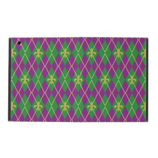 Carnival Argyle iPad Powis Case Case For iPad