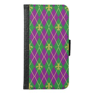 Carnival Argyle Smartphone Wallet Case