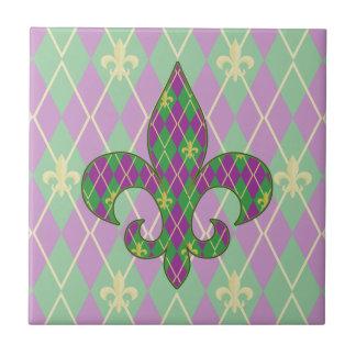 Carnival Argyle Tile