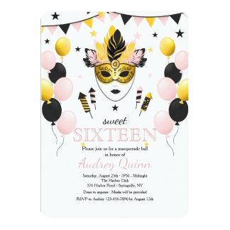 Carnival Celebration Invitation