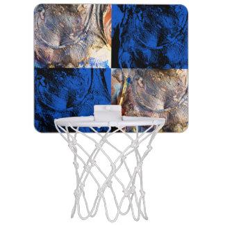 carnival chest mini basketball hoop