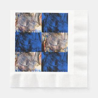 carnival chest napkin
