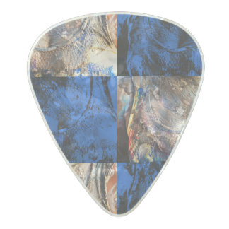 carnival chest pearl celluloid guitar pick