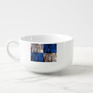 carnival chest soup mug