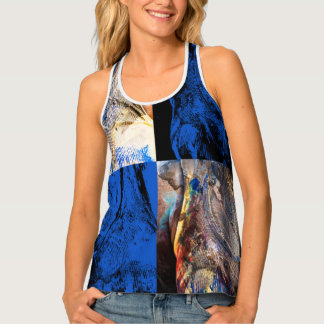 carnival chest tank top