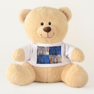 carnival chest teddy bear