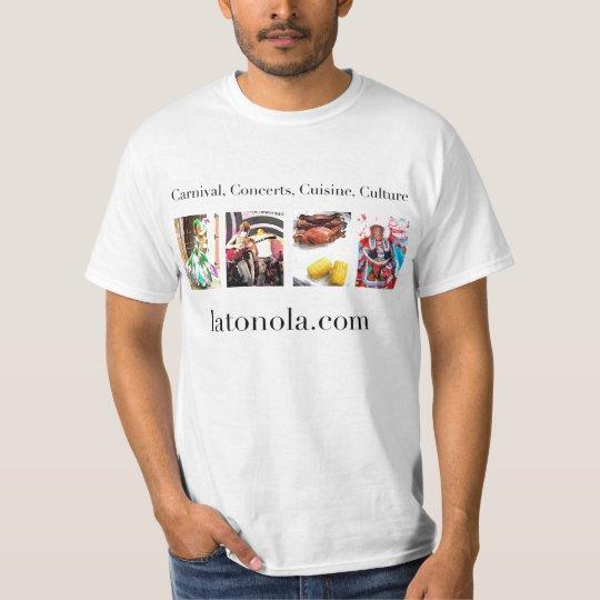 Carnival, Concerts, Cuisine, Culture T-Shirt