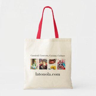 Carnival, Concerts, Cuisine, Culture Tote Bag