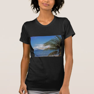 Carnival cruise ship docked at Grand Cayman Island T-Shirt