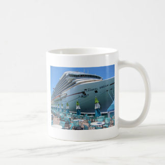 Carnival Dream in Key West Coffee Mug