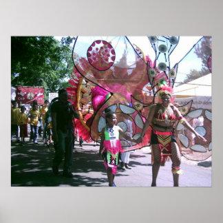 Carnival in Trinidad 2006 Poster