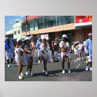 Carnival in Trinidad 2010 Poster