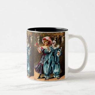 Carnival: Jolly Comrades Two-Tone Coffee Mug