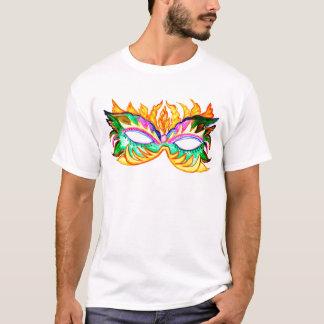 Carnival Mask Watercolor T-Shirt